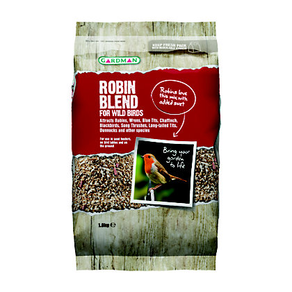 Image for Gardman Robin Blend - 1.8kg from StoreName
