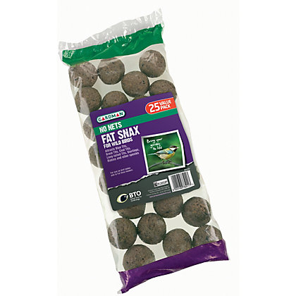 Image for Gardman No Nets Fat Snax - 25 Bags from StoreName