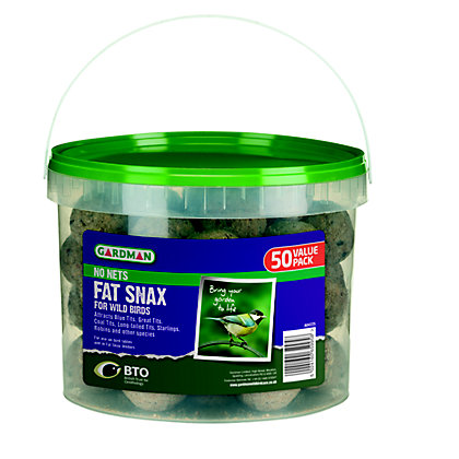 Image for Gardman No Nets Fat Snax Tub - 4kg from StoreName