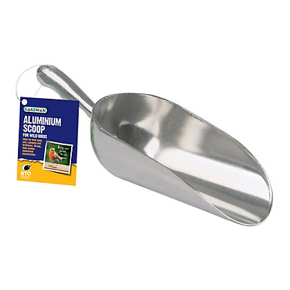 Image for Gardman Aluminium Scoop from StoreName