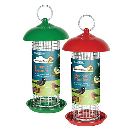 Image for Gardman Peanut Feeder - Green from StoreName