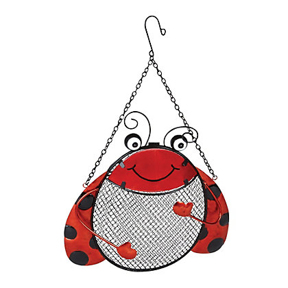 Image for Gardman Ladybird Peanut Feeder from StoreName