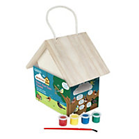 Gardman Wooden Paint Your Own Feeder