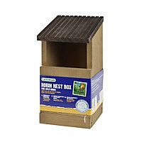 Gardman Wooden Robin Nest Box
