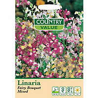 Linaria Fairy Bouquet Mixed Seeds