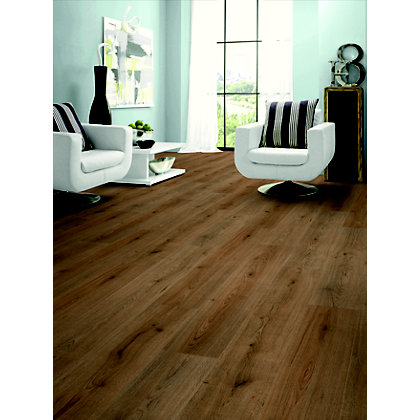 Image for Gilly Oak Laminate Flooring 2.92sqm from StoreName