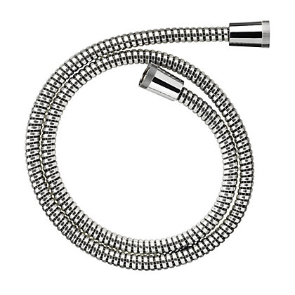 Image for Croydex PVC Shower Hose 1.25m - Chrome from StoreName