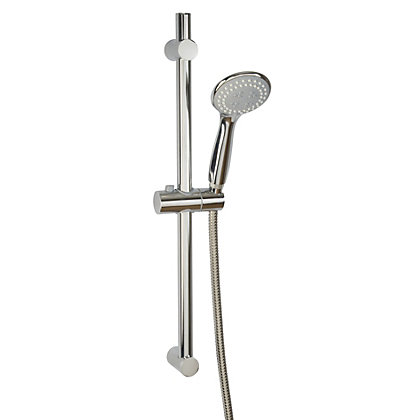 Image for Croydex Shower Set Three Function - Chrome from StoreName