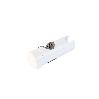 Image for Universal Slider Rail Bracket - White from StoreName