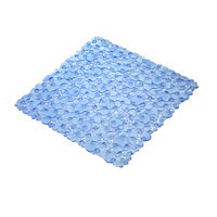 Bubbles Shower Mat - Blue
