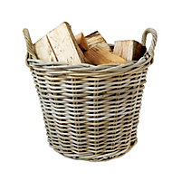 Mansion Kubu Log Basket