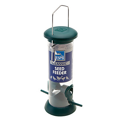 Image for Gardman RSPB Classic Seed Feeder - Small from StoreName