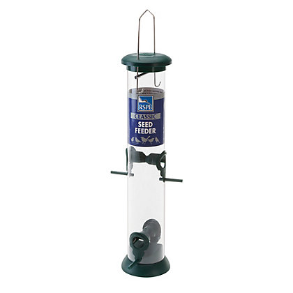 Image for RSPB Classic Seed Feeder - Medium from StoreName