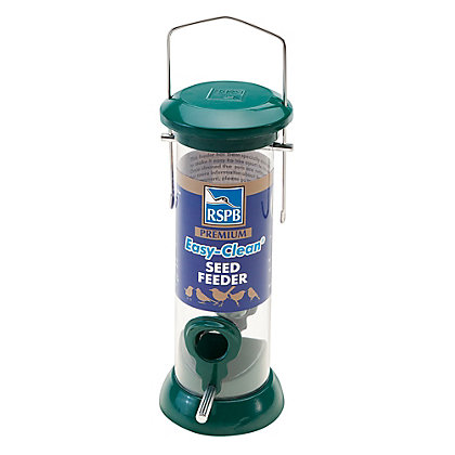 Image for Gardman RSPB Easy Clean Seed Feeder - Small from StoreName