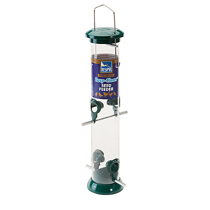 Image for Gardman RSPB Easy Clean Seed Feeder - Medium from StoreName
