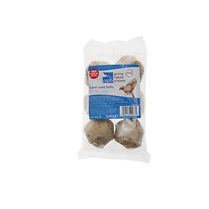 Image for RSPB Super Suet Balls - 6 Pack from StoreName