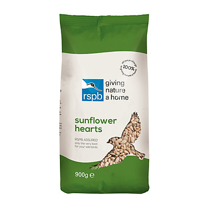 Image for RSPB Sunflower Hearts - 900g from StoreName