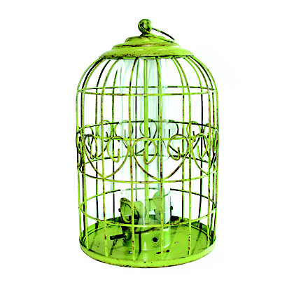 Image for Peckish Squirrel Proof Seed Feeder - Green from StoreName