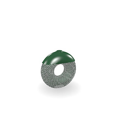 Image for Peckish Donut Peanut Feeder - Green from StoreName