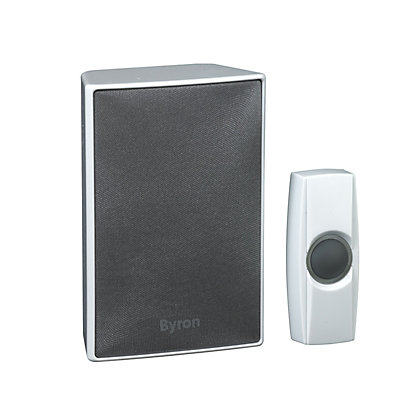 Image for Byron BY601 Wireless Portable Chime Kit from StoreName