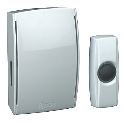 Image for Byron BY501 Wireless Portable Chime Kit from StoreName