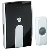 Byron BY514 Wireless Plug-In Chime Kit with Light