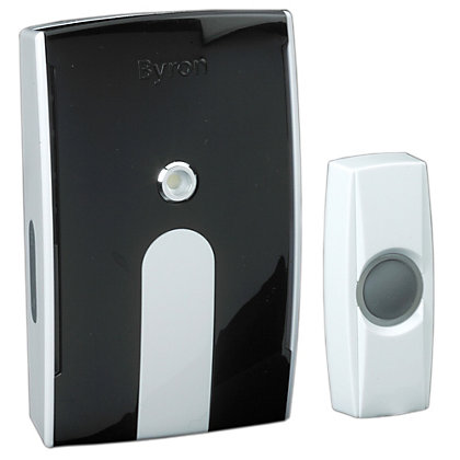 Image for Byron BY514 Wireless Plug-In Chime Kit with Light from StoreName