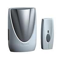 Byron BY206 Wireless Portable Door Chime Kit