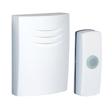 Image for Byron B304 Wireless Port Door Chime Kit from StoreName