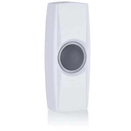 Image for Byron BY34 Wireless Extra Push - White from StoreName