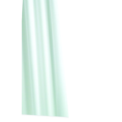 Image for Extra Long Textile Shower Curtain - White from StoreName