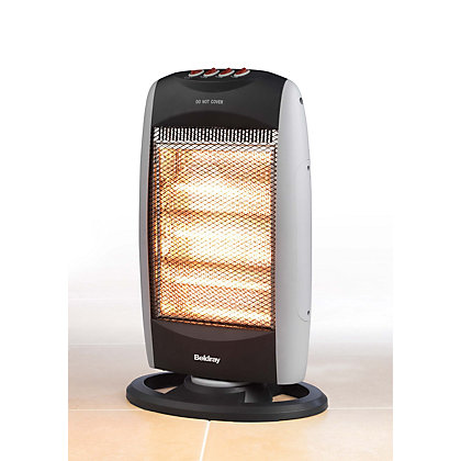 Image for Beldray 1200W Halogen Heater from StoreName