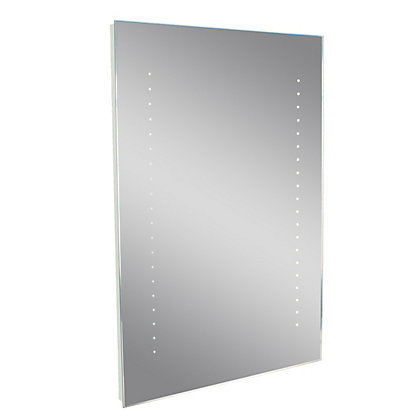 Image for Lumino Aurano Slimline LED Mirror - Mains Powered - 45 x 65cm from StoreName