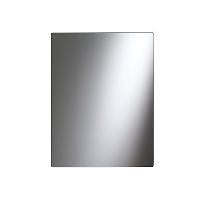 Image for Alvy Small Sliding Door Cabinet - Stainless Steel from StoreName