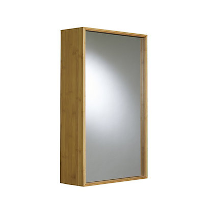Image for Taio Single Door Cabinet - Bamboo from StoreName