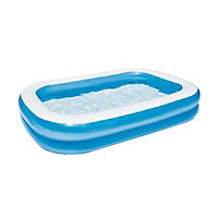 Large Rectangular Paddling Pool