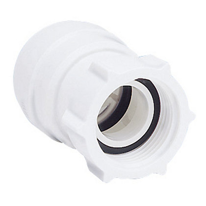 Image for JG Speedfit Female Tap Connector - 15mm x 3/4in - 2 Pack from StoreName