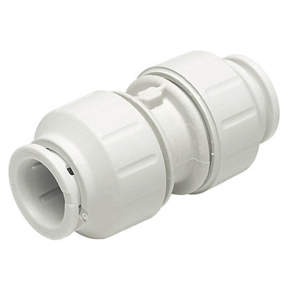 Image for JG Speedfit Straight Connector - 15mm - 10 Pack from StoreName