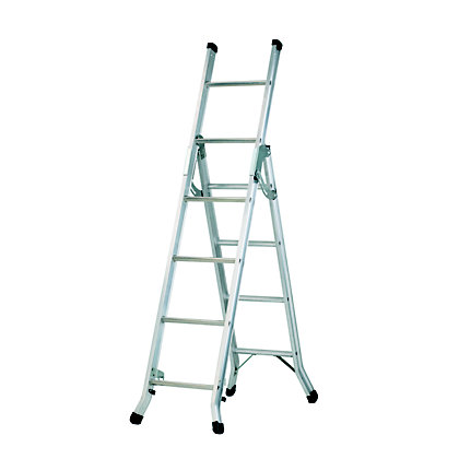 Image for DIY 3 Way Combination Ladder Arrow (6x4) from StoreName