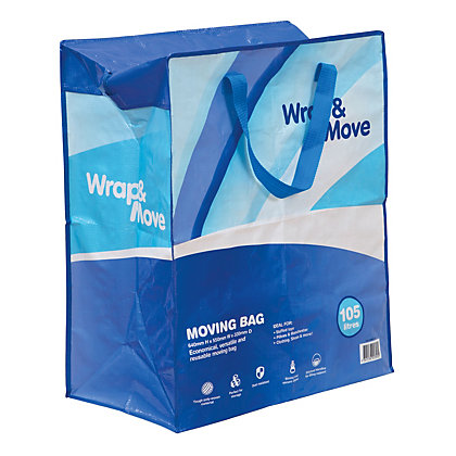 Image for Wrap & Move 105L Moving Bag from StoreName