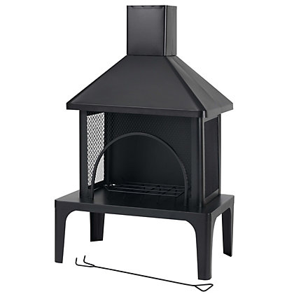 Image for Outdoor Log Burner from StoreName