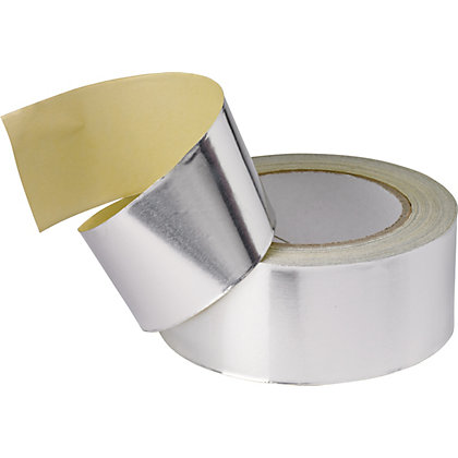 Image for ThermaWrap 50mm Aluminium Foil Tape from StoreName