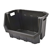 Multi-Purpose Storage Bin - Black