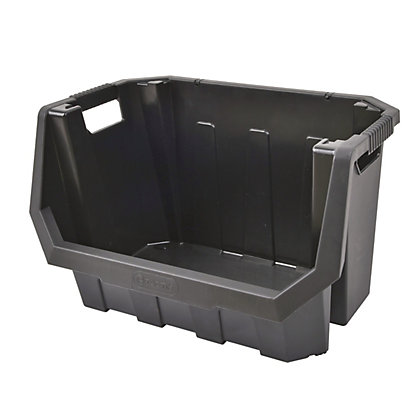 Image for Multi-Purpose Storage Bin - Black from StoreName