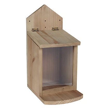Image for Gardman Wooden Squirrel Feeder from StoreName
