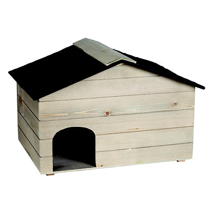 Image for Gardman Wooden Bat House from StoreName