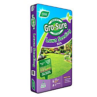Gro-Sure Lawn Seeding Soil - 30L