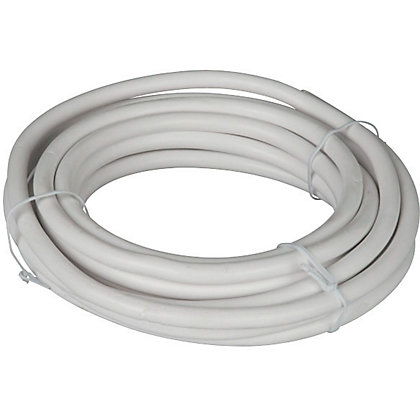 Image for 3 core Round Flexible Cable 1.5 sq mm 3183Y White 5m from StoreName