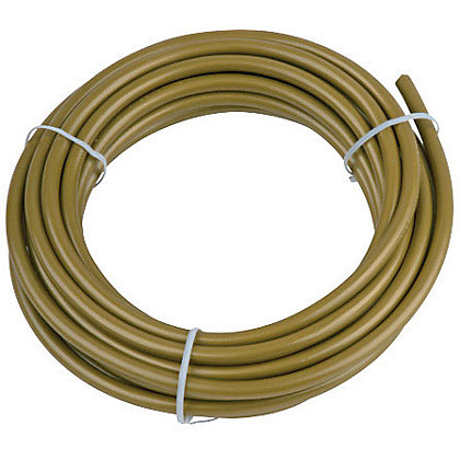 Image for 3 Core Round Flexible Cable 0.5 sq mm 2183Y Gold 5m from StoreName