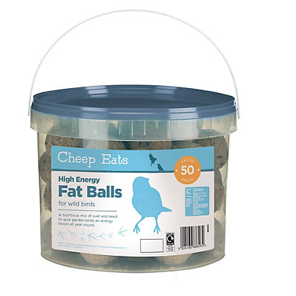 Image for Cheep Eats Fat Balls Tub from StoreName